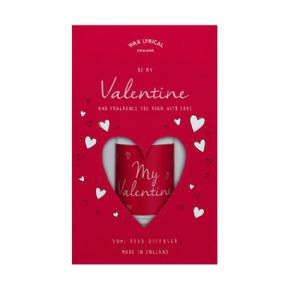 Wax Lyrical Valentine 50ml Reed Diffuser in Gift Box